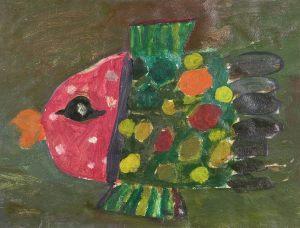 Marta Kawka, 9 lat