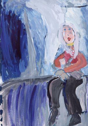 Ania Strosznajder, 11 lat