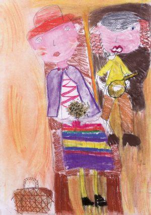 Marysia Badowski, 7 lat